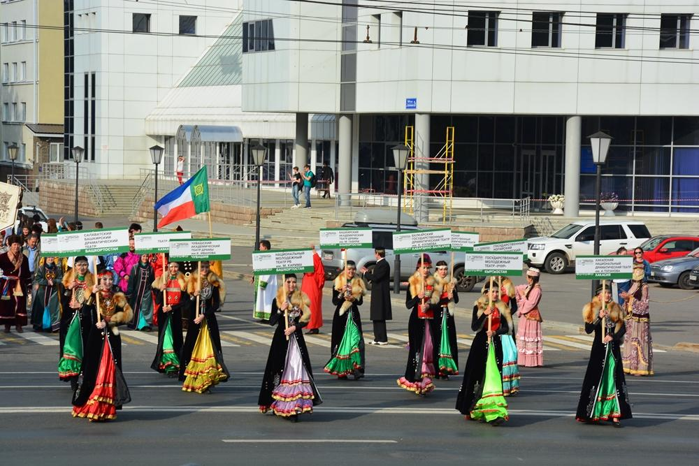 ВУфе из-за театрального фестиваля перекроют улицы