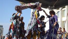Тиҙҙән Өфөлә «Азия көйҙәре һәм ритмдары» фестивале үтә