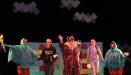 Сегодня состоялась премьера спектакля-квеста «Семь чудесных пожеланий»