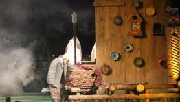 Международный фестиваль тюркоязычных театров «Туганлык»: Чувашский академический драматический театр имени К. Иванова представил спектакль «Часы с кукушкой»