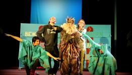 Башҡорт дәүләт ҡурсаҡ театрында «Ете тылсымлы теләк»  исемле спектакленең премьераһы үтәсәк