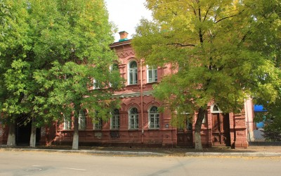 Дом Талова И.И. с частной женской гимназией Хитровской С.П.