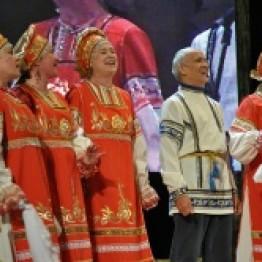 Зугура Рахматуллина: «Русская песня – отражение души народа»