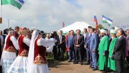 В Пермском крае состоялся праздник башкир и татар-пермяков «Барда йыйын-2017»