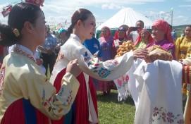 Международный фестиваль  национальных культур «Берҙәмлек» прошел  в Салаватском районе