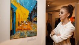 Осталась неделя до окончания выставки репродукций картин Ван Гога