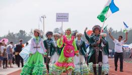 Артисты Стерлитамакского театрально-концертного объединения приняли участие в «Сабантуе» в Тюменской области