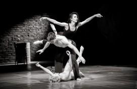 Уфимцев приглашают на пластический спектакль, созданный по итогам лаборатории питерского хореографа Елены Прокопьевой