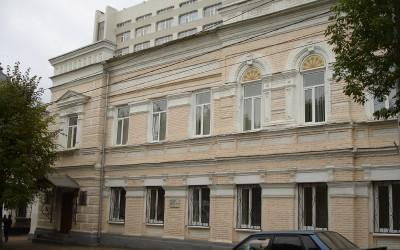 Городское Чижевское здание