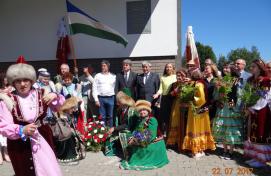 В Эстонии установлен бюст башкирскому национальному герою Салавату Юлаеву