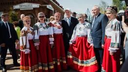 """In the Krasnokamsky district the Republican folklore festival """"Nikola Veshniy"""" was held"""