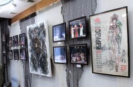 В Башкирском академическом театре драмы им.М.Гафури открылась выставка, посвященная 50-летию спектакля «Нэркэс»