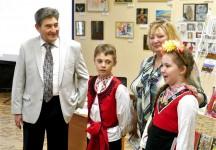 В Национальной библиотеке им. А.-З. Валиди состоялся творческий вечер писателя-сатирика Марселя Салимова