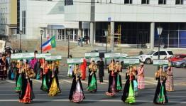 "In Ufa opened the VI International Festival of Turkic-speaking theaters ""Tuganlyk"""