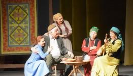 В рамках Международного фестиваля «Туганлык» состоялось чествование столетия со дня рождения народного поэта Кабардино-Балкарии Кайсына Кулиева