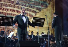 """""""Симфоночь"""" - концерт Национального симфонического оркестра РБ в рамках """"Сердце Евразии"""". 17 июня 2017"""