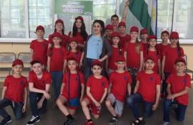 Детская академия танца «Салават» при Башгосфилармонии им.Х.Ахметова завоевала первые места на международном фестивале в Сочи