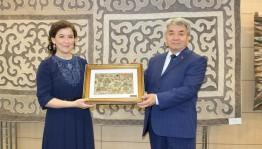 В Уфе состоялось торжественное открытие Дней культуры Кыргызской Республики