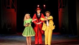 Татарский театр «Нур» представил юным зрителям премьеру сказки «R.Y.G. Дорожная история»