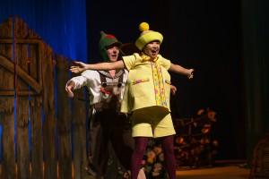 Молодёжный театр отправится в Кабардино-Балкарию в рамках федеральной программы «Большие гастроли для детей и молодежи»