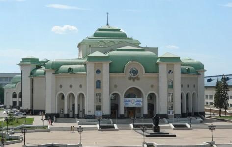 Башкирский государственный академический театр драмы им. М. Гафури