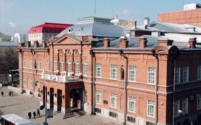 Аксаковский народный дом