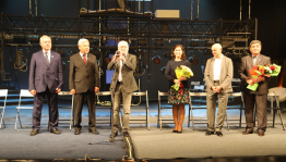 В Уфе состоялось торжественное закрытие гастролей Татарского государственного академического театра имени Г. Камала