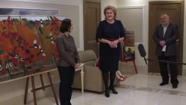 Выставка «Путешествие по России» передает особый характер многонационального народа России - Лилия Гумерова