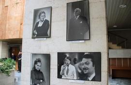 Уфимский фотохудожник Николай Посников представляет жителям города выставку «Знакомые всё лица»