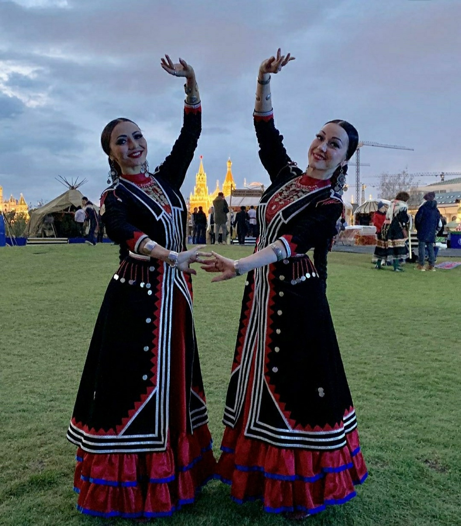 Танец башкирский картинки