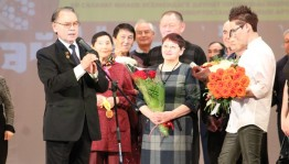 The anniversary evening of the people's artist of RB Mindiahmet Gainetdinov took place in Ufa