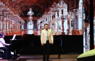 В Башгосфилармонии состоялась театрализованная сольная программа «Сон наяву» Марселя Кутуева