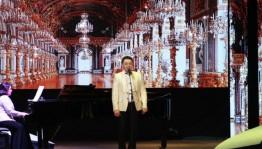"In Bashgosfilarmoniya held theatrical solo program ""Sleeping in reality"" by Marcel Kutuev"