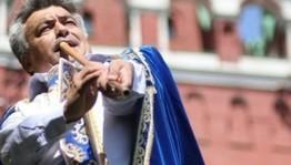 Башҡорт дәүләт филармонияһында Башҡортостандың халыҡ артисы Ишморат Илбәков   55  йәшлек юбилейын билдәләй