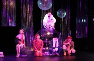 """На сцене Туймазинского татарского театра - """"Бешеные деньги"""", спектакль отражающий сегодняшную действительность"""