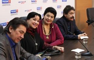 Ансамбль Гаскарова посвятил 2018 год 100-летию заслуженного балетмейстера Хашима Мустаева
