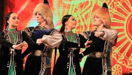 Мәләүез ҡалаһында Фәйзи Ғәскәров исемендәге VIII төбәк-ара халыҡ бейеүҙәре ансамблдәре фестивале уҙғарыла