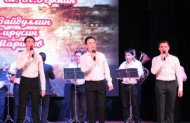 """The anniversary project """"Nostalgie - Philharmonic Society"""" started at the Bashkir State Philharmonic"""