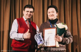 "The film of the film studio ""Bashkortostan"" ""Three letters"" received a prize at the film festival ""ZA!"""