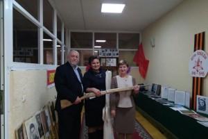 В Уфе открылся музей Боевой Славы имени Натальи Ковшовой