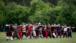 Иглин районында «Мәргән уҡсы» традицион яндан уҡ атыу буйынса III халыҡ-ара фестивале уҙғарыла