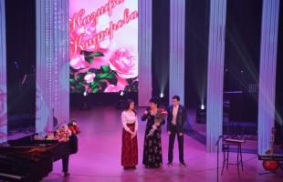 Примадонна башкирской эстрады Назифа Кадырова отметила 65 летний юбилей