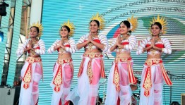 """Today the festival """"Commonwealth"""" ended in Ufa"""