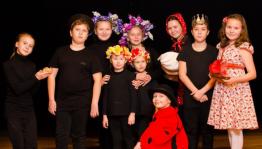 Воспитанники детской театральной студии «Арлекин» при Салаватском башдрамтеатре примут участие в Международном фестивале в г.Москве