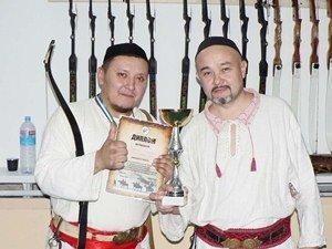 112-се Башҡорт атлы кавалерия дивизияһының ойошторолоуына 75 йыл тулыу айҡанлы Өфө ҡалаһында йәйәнән атыусылар араһында турнир үтте