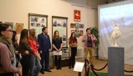 В Республиканском музее Боевой Славы открылась выставка «Символ свободы Башкортостана», посвященная 50-летию открытия памятника Салавату Юлаеву