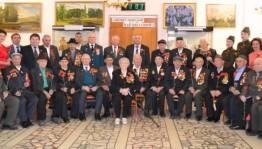 В Дюртюлинском историко-краеведческом музее прошел торжественный приём ветеранов и вдов участников войны