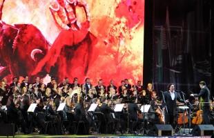 """Международный фестиваль искусств """"Сердце Евразии"""" стартовал с Симфонической ночи"""
