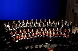 Артисты хора БГТОиБ представили программу «Здесь ХОРошо…»
