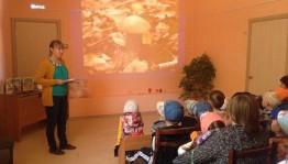 В библиотеке Нефтекамска дошкольников познакомили с миром леса